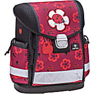 Школьный ранец Belmil 403 13 Ladybug - Белмил Божья коровка Фиолетовый